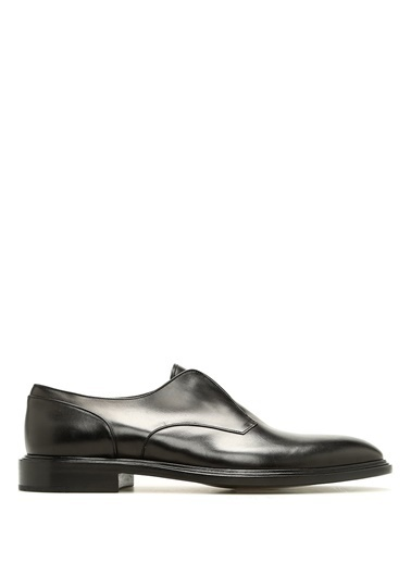 Givenchy %100 Deri Klasik Ayakkabı Siyah
